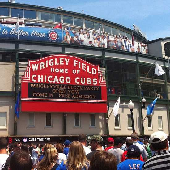 Wrigley Field Project by Ascher Brothers