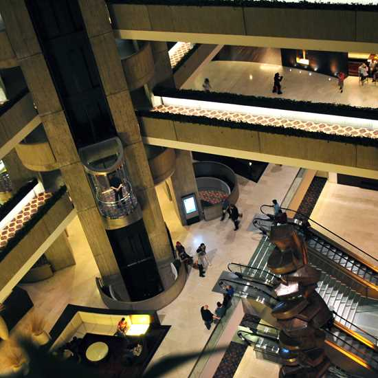 Hyatt Regency O'Hare Project by Ascher Brothers