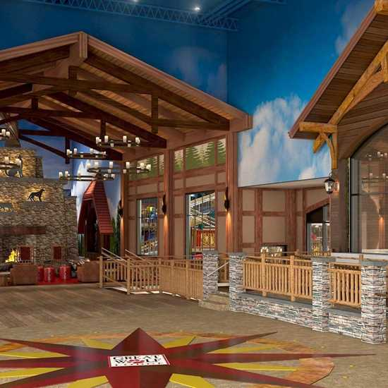 Great Wolf Lodge Project by Ascher Brothers