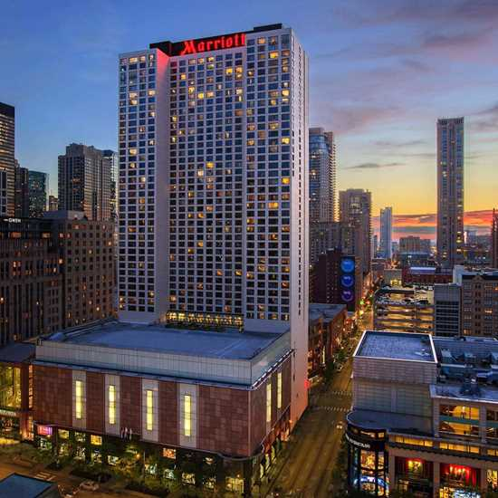 Marriott Magnificant Mile Project by Ascher Brothers