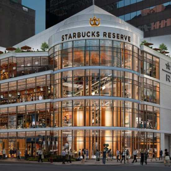 Starbucks Reserve Chicago Project by Ascher Brothers